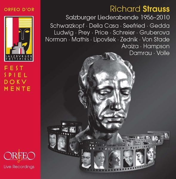 Verkopfter Strauss