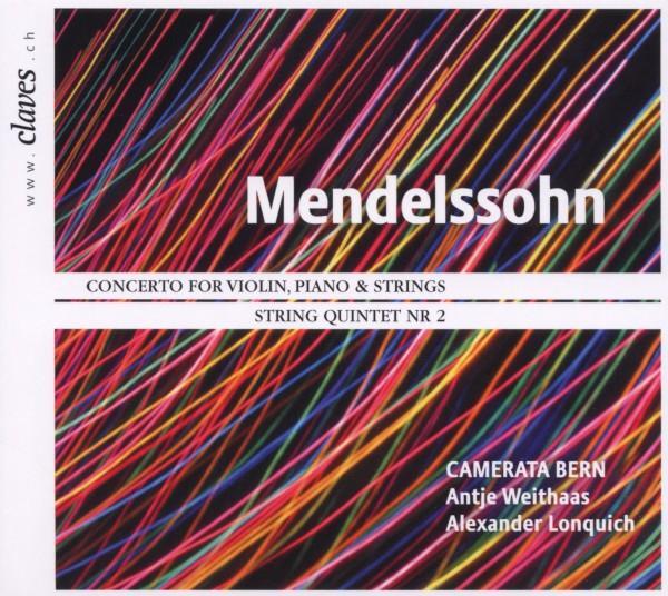 Früher und später Mendelssohn