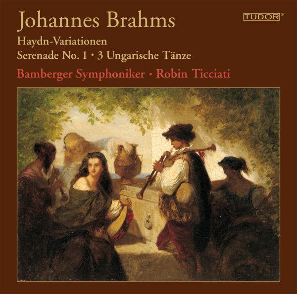 Jugendlich-abgeklärter Brahms