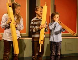Familienprogramm im Konzerthaus Berlin