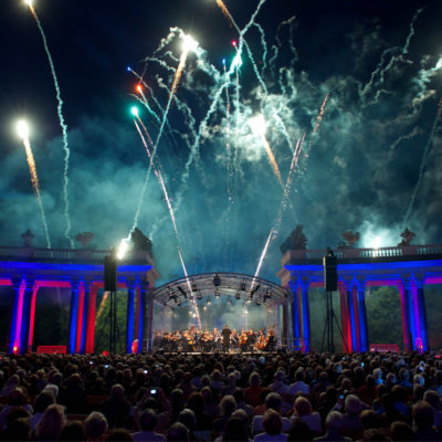 Musikfestspiele Potsdam Sanssouci Feuerwerk