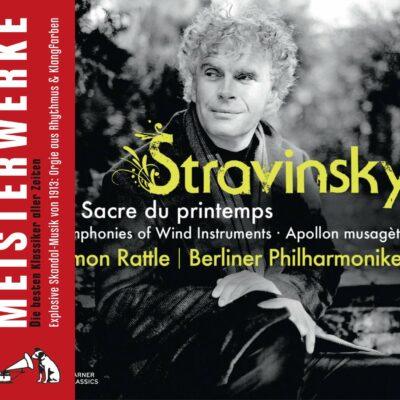 Strawinsky: Le Sacre du Printemps