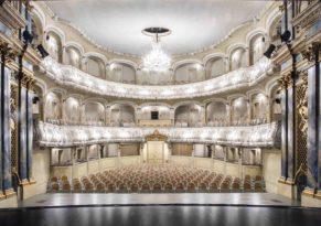 Rokokotheater im Schloss Schwetzingen