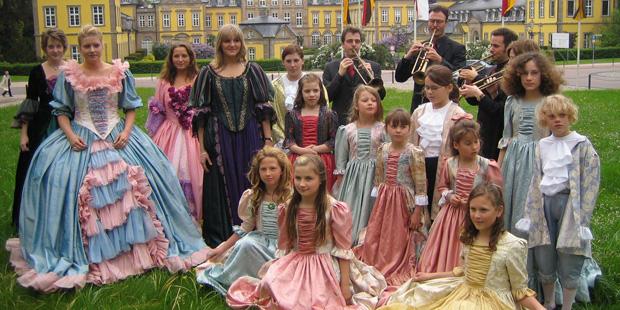 Die traditionsreichen Arolser Barock-Festspiele zeigen Temperamente und Kontraste