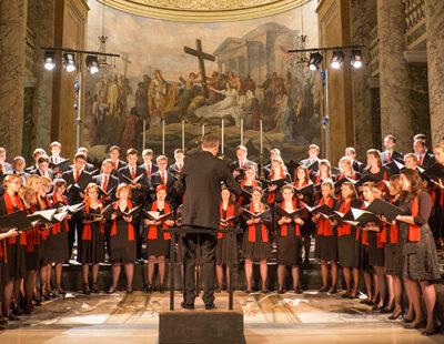 Singt auch bei den Sommerkonzerten: die Audi Jugendchorakademie