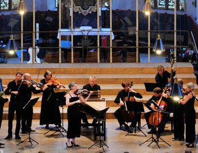 Gotische Pracht: Konzert in der Ansbacher St. Johanniskirche