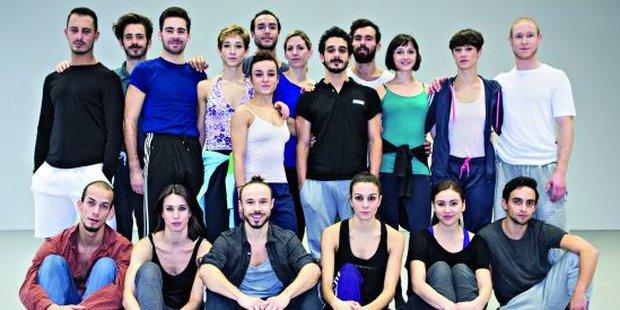 Im Rhythmus der Großstadt: das Ballett des Gärtnerplatztheaters