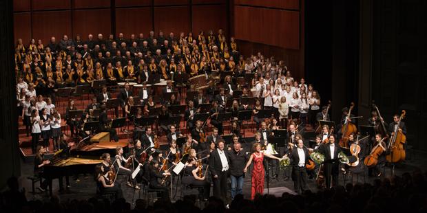 Musikalische Förderung für alle Lebenslagen: die Bayerische Philharmonie