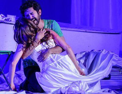 Jesus Garcia (Rodolfo), Stefania Dovhan (Mimì)