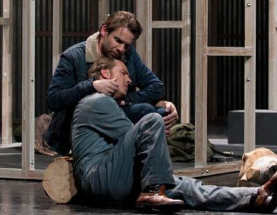 Christian Tschelebiew (Ennis Del Mar), Mark Omvlee (Jack Twist)