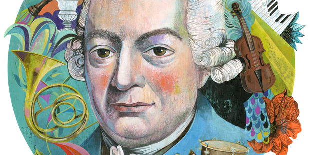 Farbenfroher Jubilar: Carl Philipp Emanuel Bach