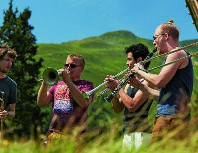 Zwei Wochen lang wird Davos musikalisch aufgemischt
