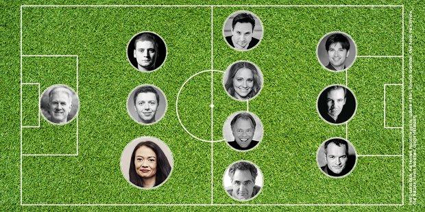 Auf dem Weg ins Finale: Klassikstars tippen exklusiv für concerti die Fußball-EM