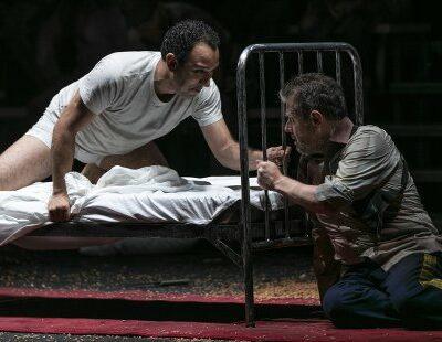 Luciano Botelho (Idamante), Paul Nilon (Idomeneo)