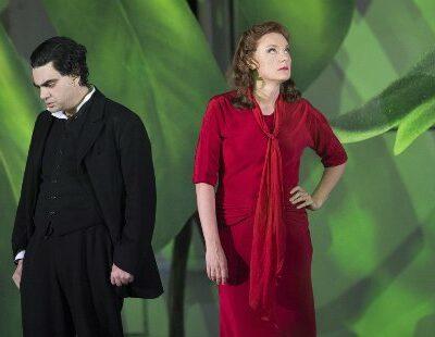 Rolando Villazón (Michel) und Magdalena Kožená (Juliette)
