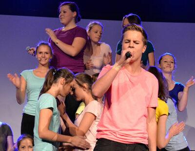 Im Kreativwettbewerb erkunden Schüler mit eigenen Ideen die Neue Musik