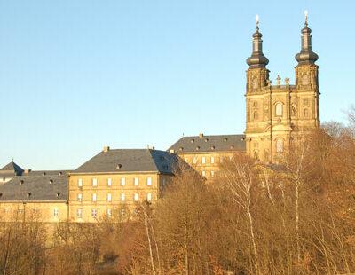 Kloster Banz - Hauptspielstätte des Festivals