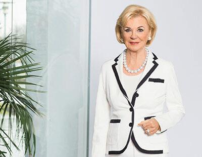 Liz Mohn lenkt den Mediengarten Bertelsmann - und ist Vorstandsmitglied der Bertelsmann Stiftung