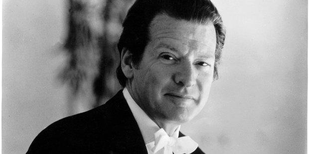 Geiger und Dirigent: Sir Neville Marriner