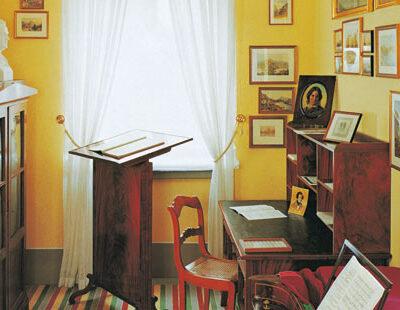 Mendelssohns Arbeitszimmer