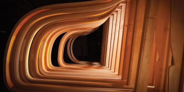 Die Form macht die Musik: Das besondere Gehäuse verleiht dem Flügel seine Schönheit