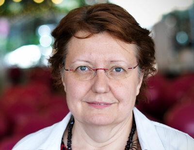 Dauergast in Donaueschingen: die Komponistin Adriana Hölszky