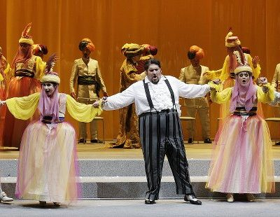 Fellini trifft Rossini