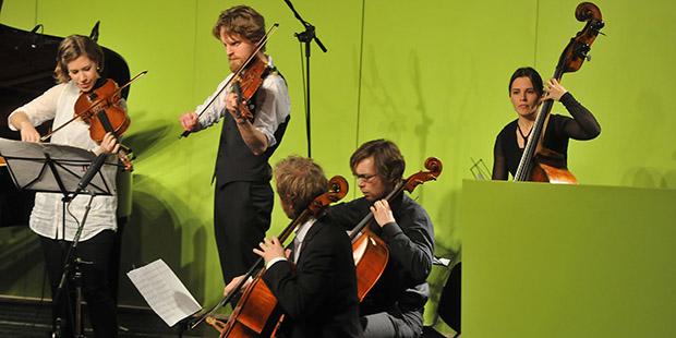 Streichquartettfest Heidelberg
