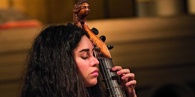 Beliebter Klangkörper der Alten Musik: die Gambe