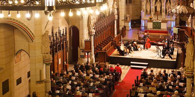Festkonzert zum Reformationstag in der Schlosskirche