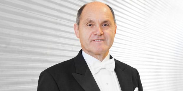 Einst war Österreichs Innenminister Wolfgang Sobotka Musikschulleiter ...