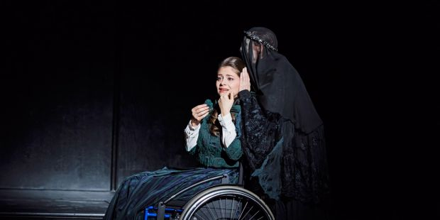 "Szenenfoto ""Lucia die Lammermoor"""