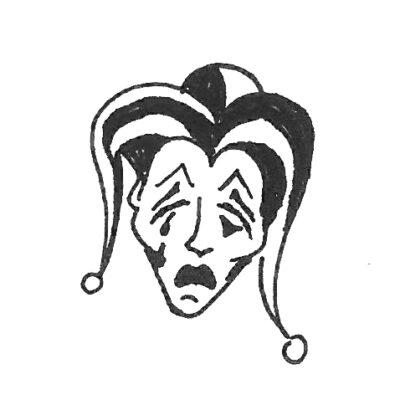 """Illustration """"Rigoletto"""""""