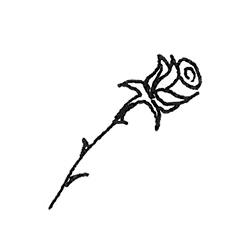 "Illustration ""Der Rosenkavalier"""
