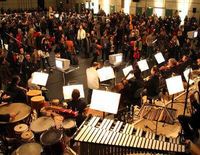 Traditionsfestival der Neuen Musik