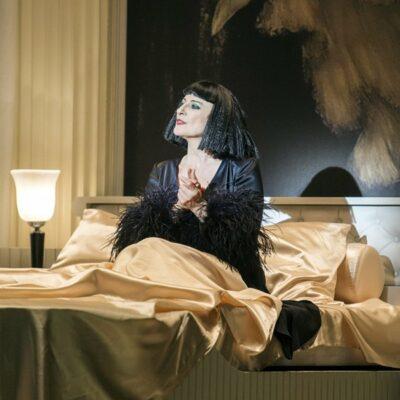 """Szenenbild """"Die Perlen der Cleopatra"""""""