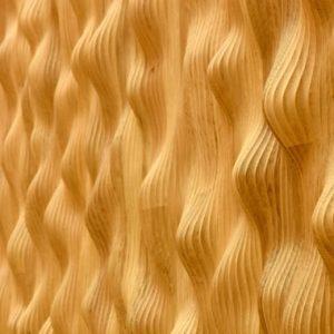 Elbphilharmonie (Kleiner Saal): Wandverkleidung aus Eichenholz