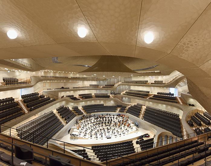 Elbphilharmonie (Großer Saal)