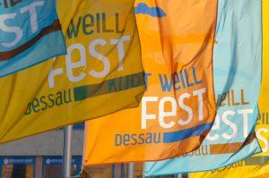 Kurt Weill Fest Dessau