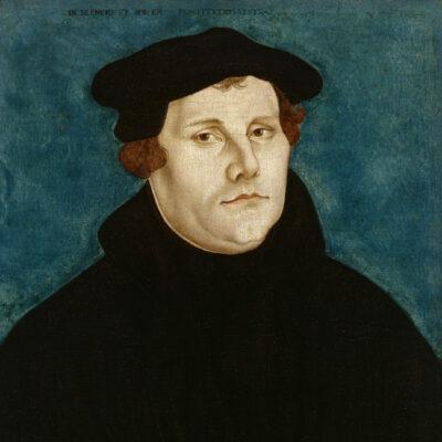 Martin Luther, Gemälde von Lucas Cranach d.Ä.