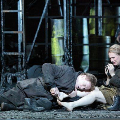 "Szenenbild ""Lady Macbeth von Mzensk"""