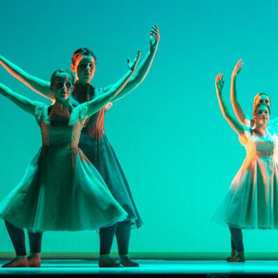 """Szenenbild aus """"Bachbewegt! Tanz"""""""