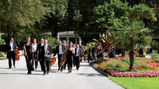 Bad Reichenhaller Philharmonie im Kurpark