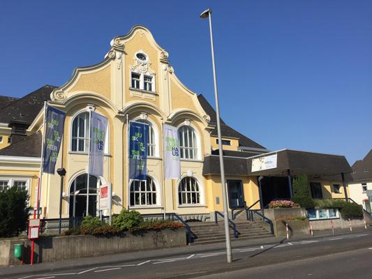 Erholungshaus Leverkusen