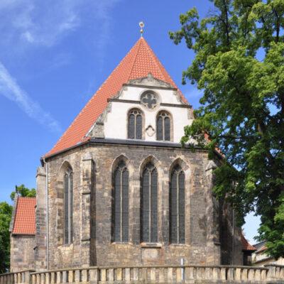 Johann-Sebastian-Bach-Kirche Arnstadt