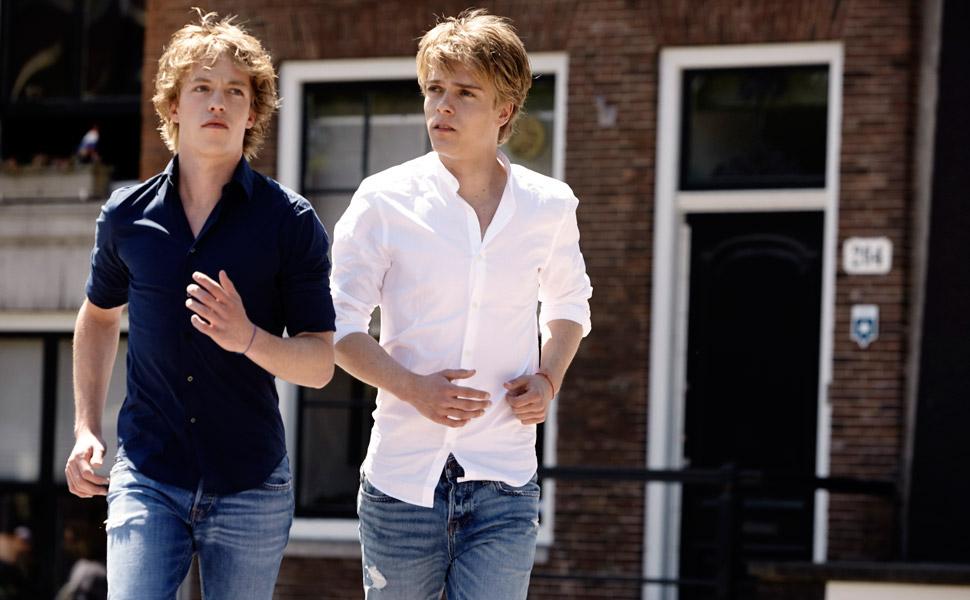 Lucas und Arthur Jussen