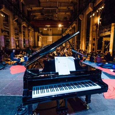 Veranstaltung beim Festival MaerzMusik