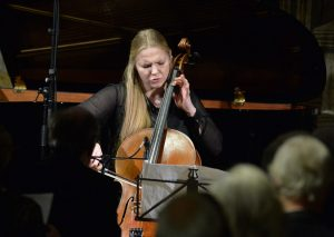 Olena Guliei beim Preisträgerkonzert DMIF 2016