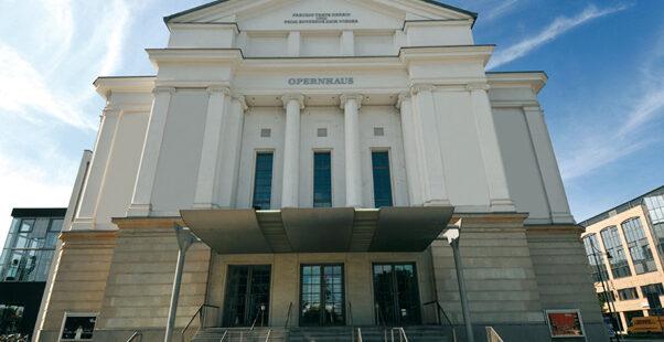 Opernhaus Theater Magdeburg