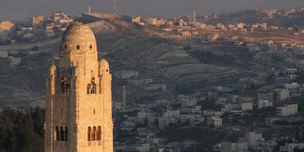 Turm des YMCA International Jerusalem